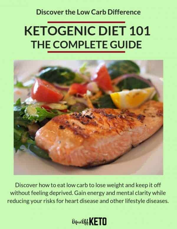Ketogenic Diet 101 Book