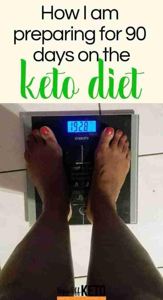 90 days weight loss keto diet