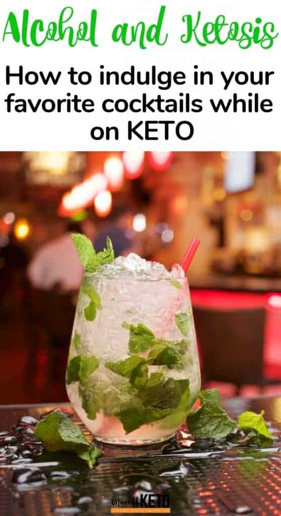 alcohol and ketosis