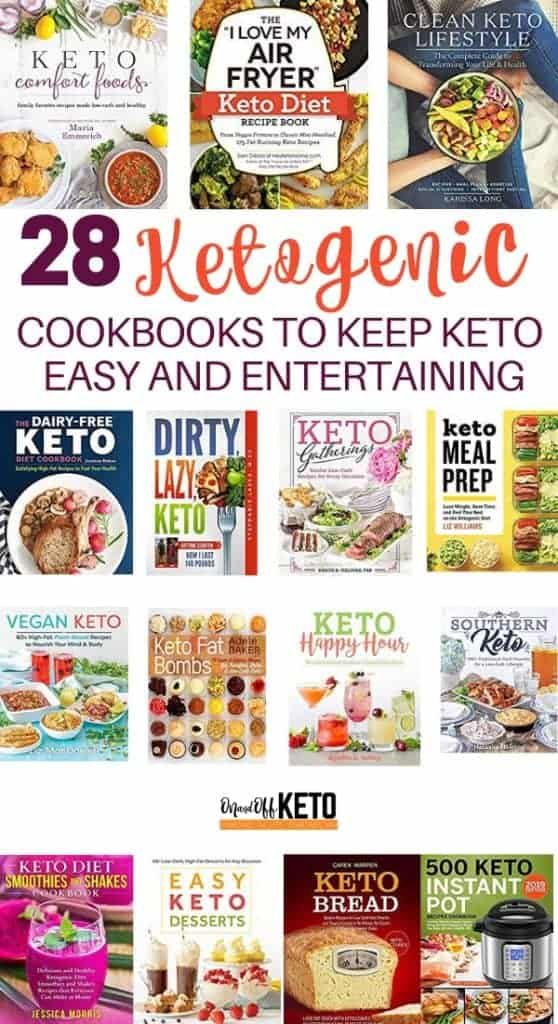 Best keto books around!