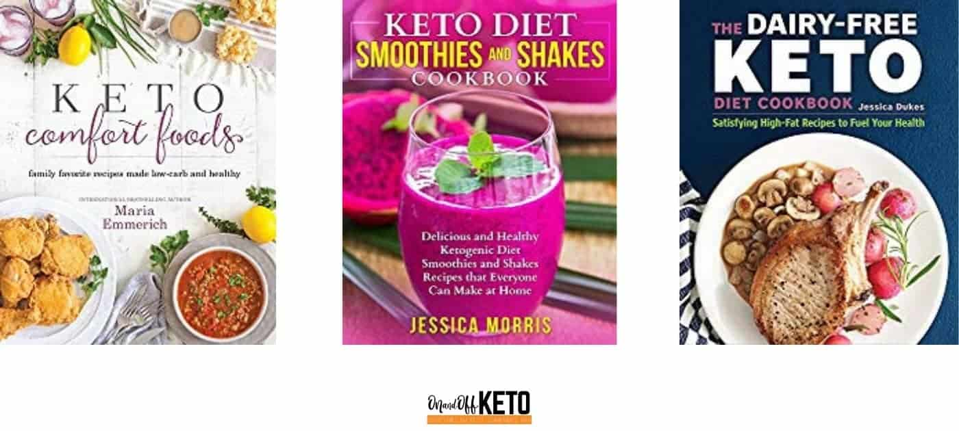 The Best Keto Books to Get You Started and Smash Your Food Boredom