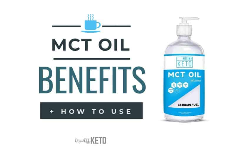 How much MCT oil should I take? 5 Benefits of MCT Oil Powder on the Keto Diet