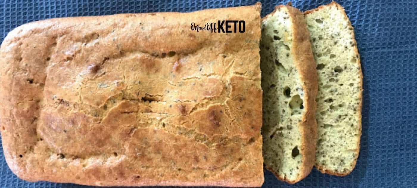 The Best Keto Bread Coconut Flour Egg Loaf
