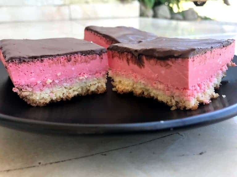 jello cheesecake bars