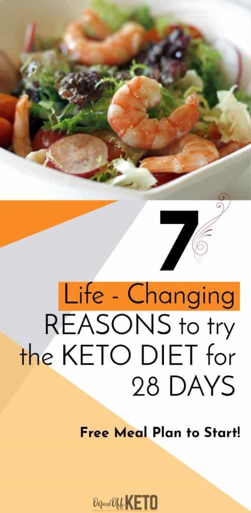 Try the keto diet