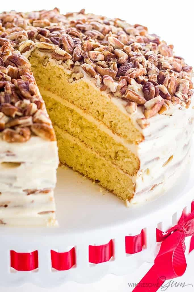 Keto Birthday Cake Recipe