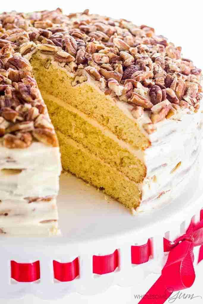 Keto Birthday Cake Recipe