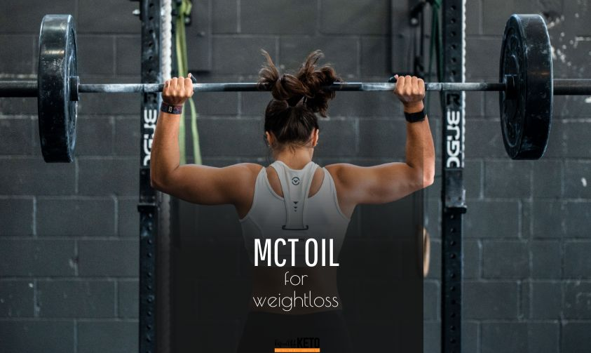 MCT Oil on Keto: How Do You Take MCT Oil?