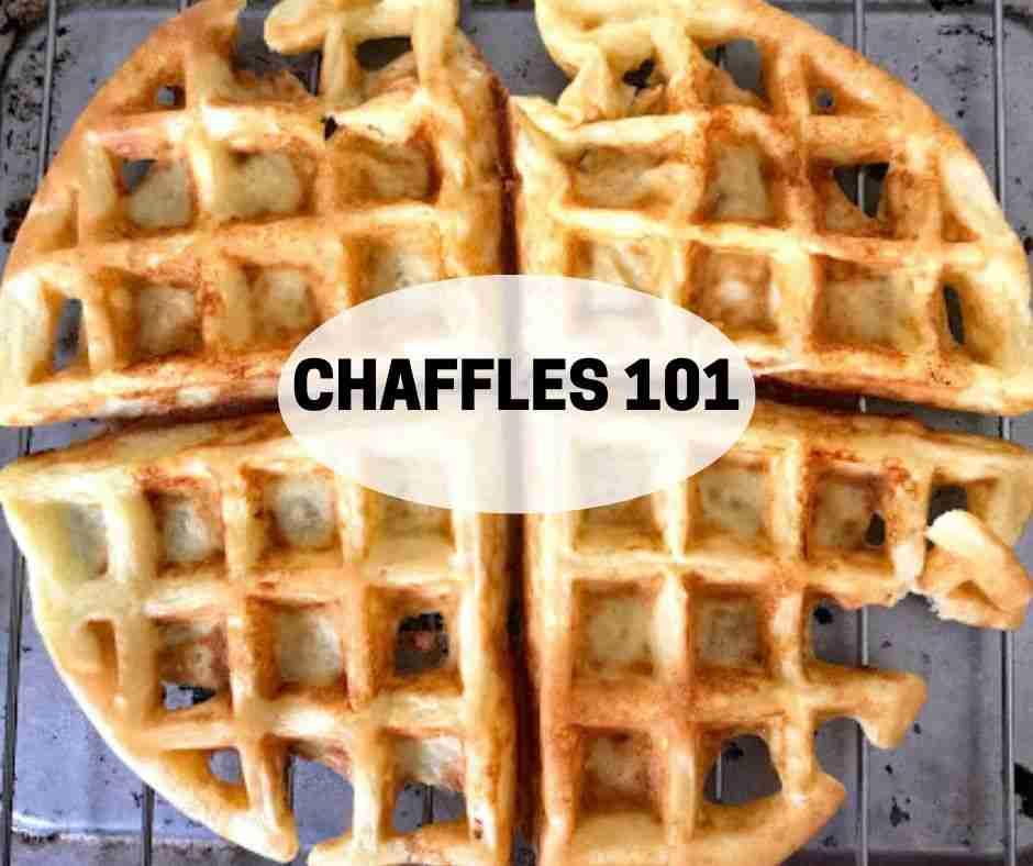 basic chaffle recipe