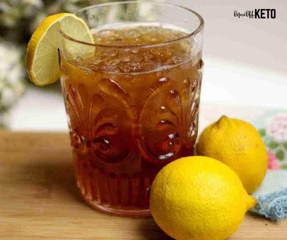 peppermint keto electrolyte drink