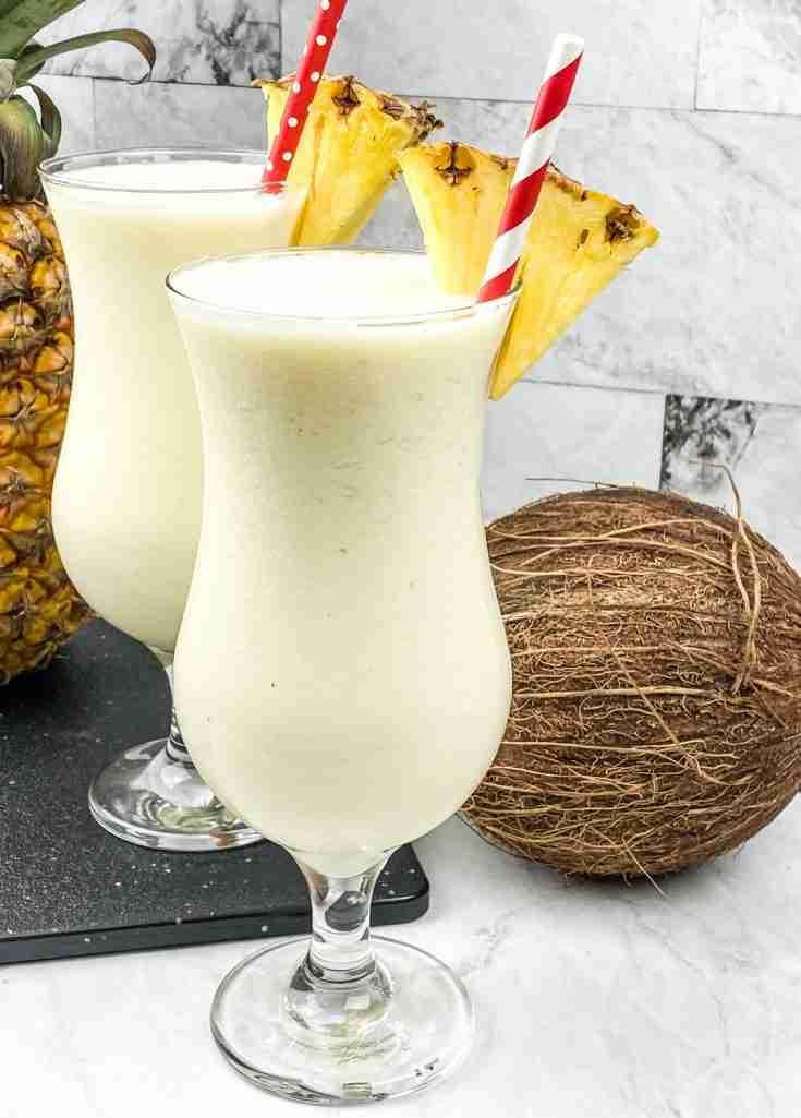 Sugar-Free Pina Colada