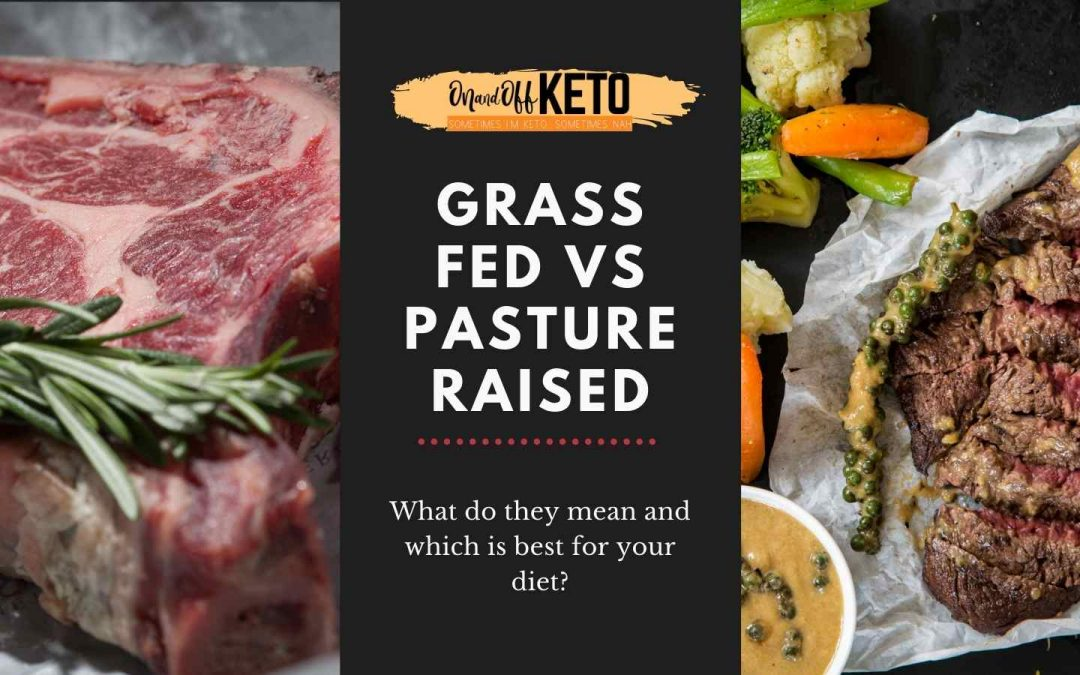 Grass Fed vs Pasture Raised – The Quality of Your Food Matters