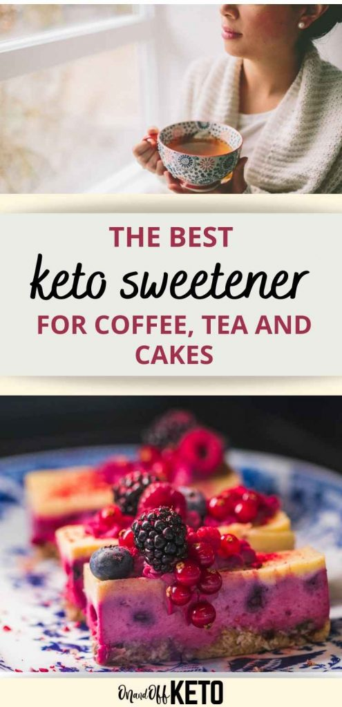 keto approved sweeteners