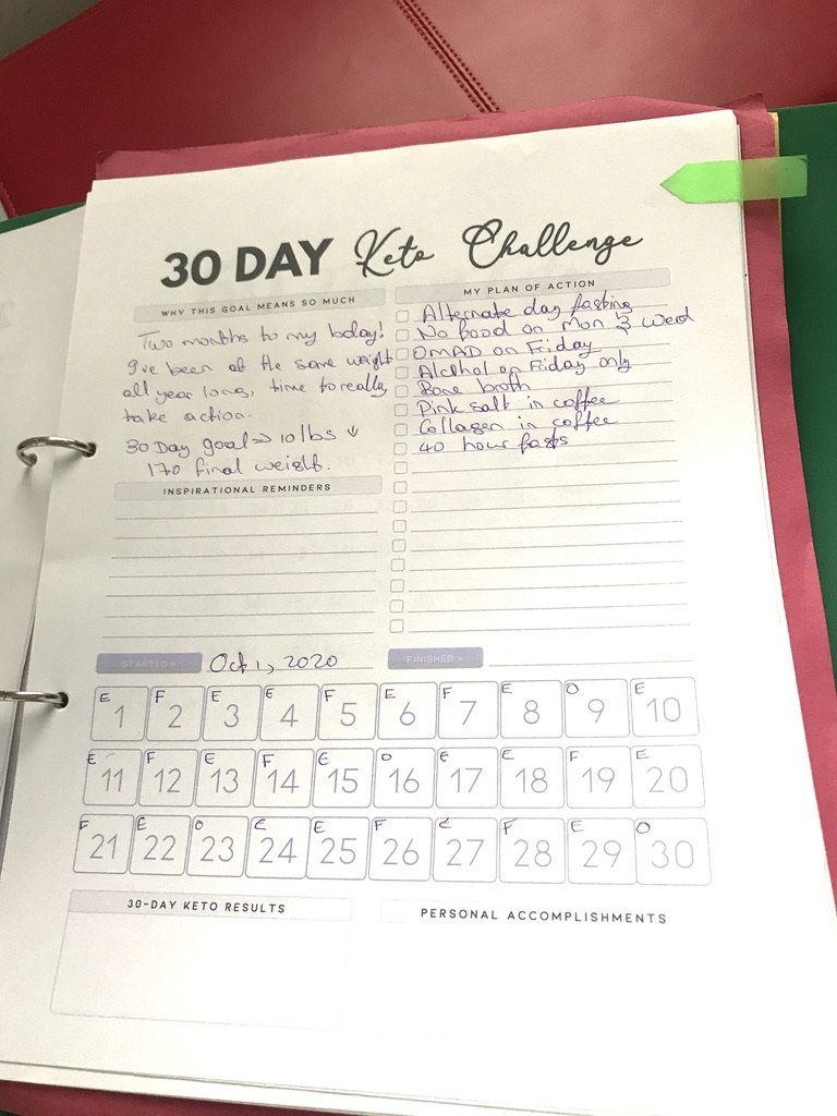 alternate day fasting schedule