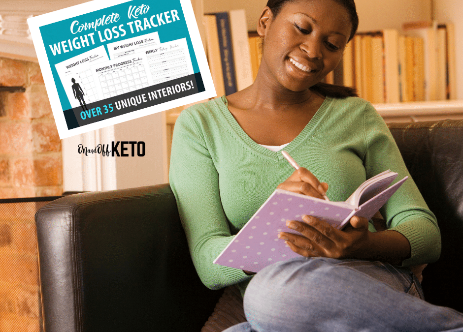 Start a Keto Diary with this Detailed Printable Keto Journal and Tracker