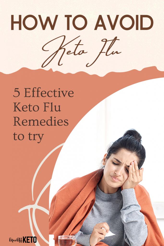 how to avoid keto flu