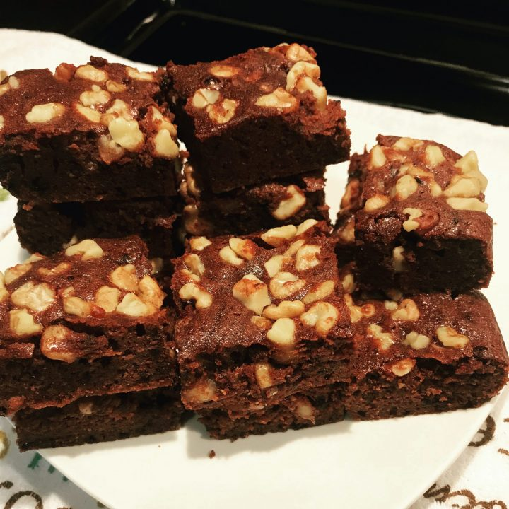 lupin flour brownies