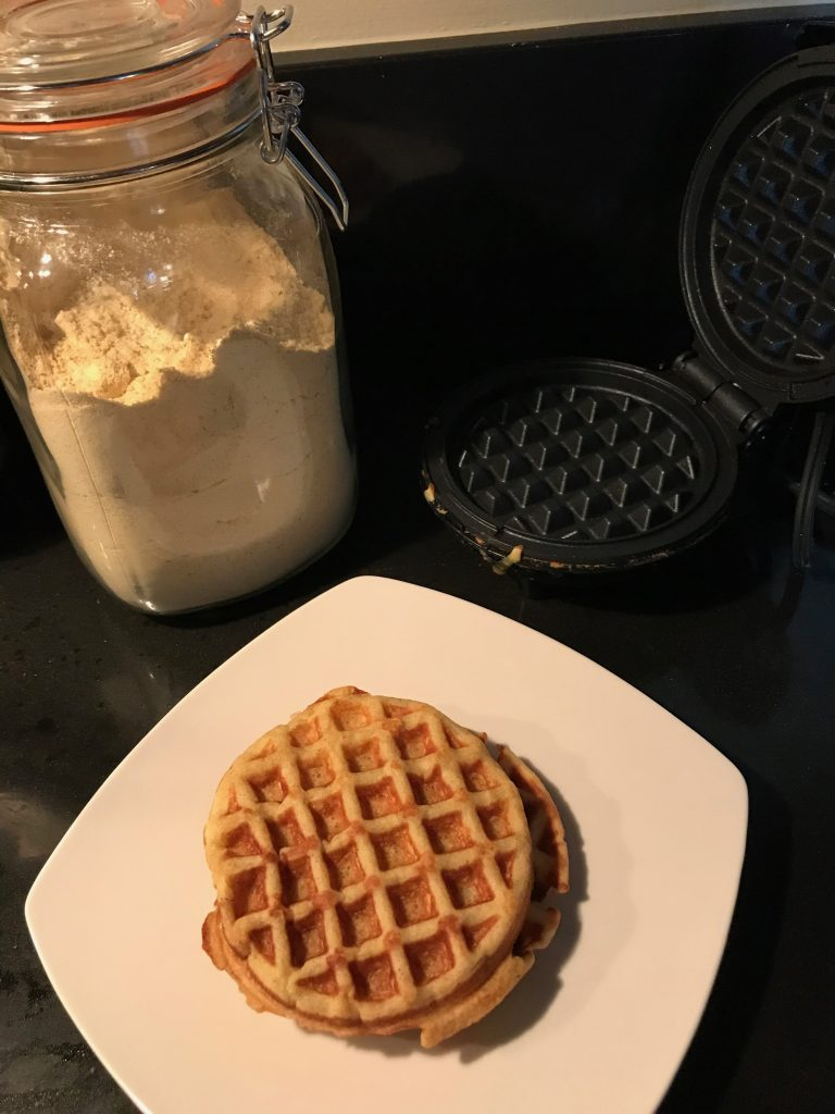 Lupin Flour Pancakes - Make-Ahead Keto Pancake Mix