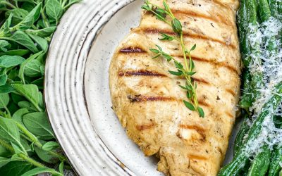 How to Make Marinated Grilled Chicken Breasts