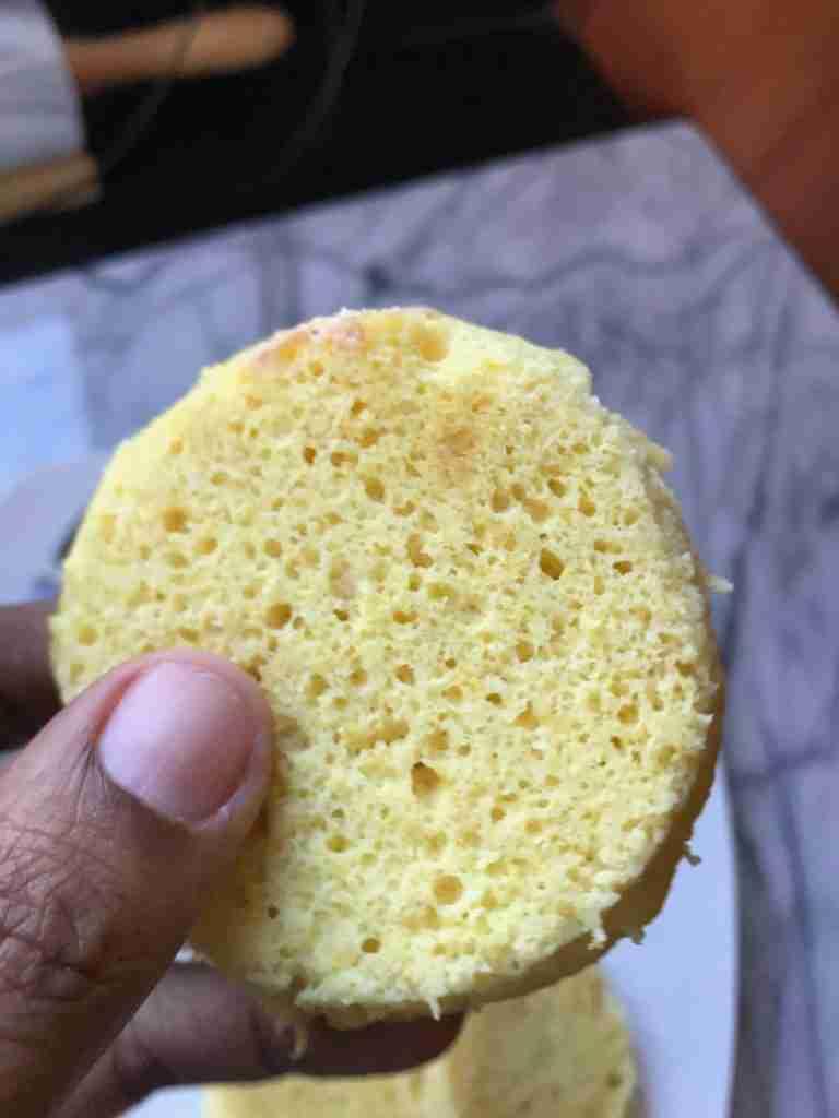 Keto Microwave Bread